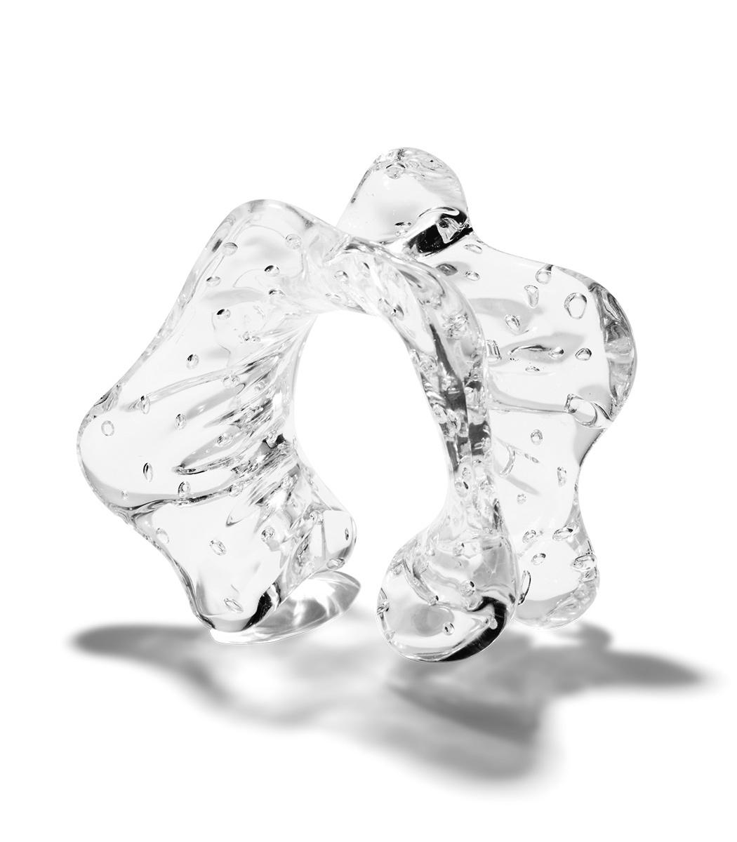 Small Glass Cuff