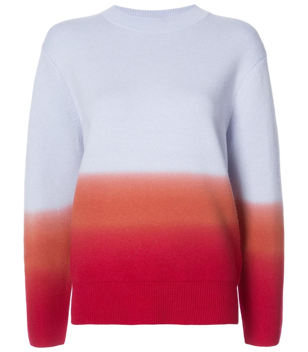 Proenza Schouler  Multicolor Ombre Sweater