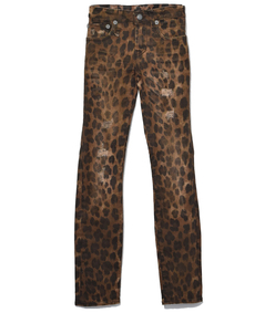 leopard kate skinny jean