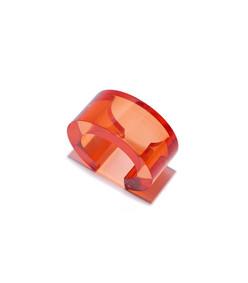 red postmodern cuff