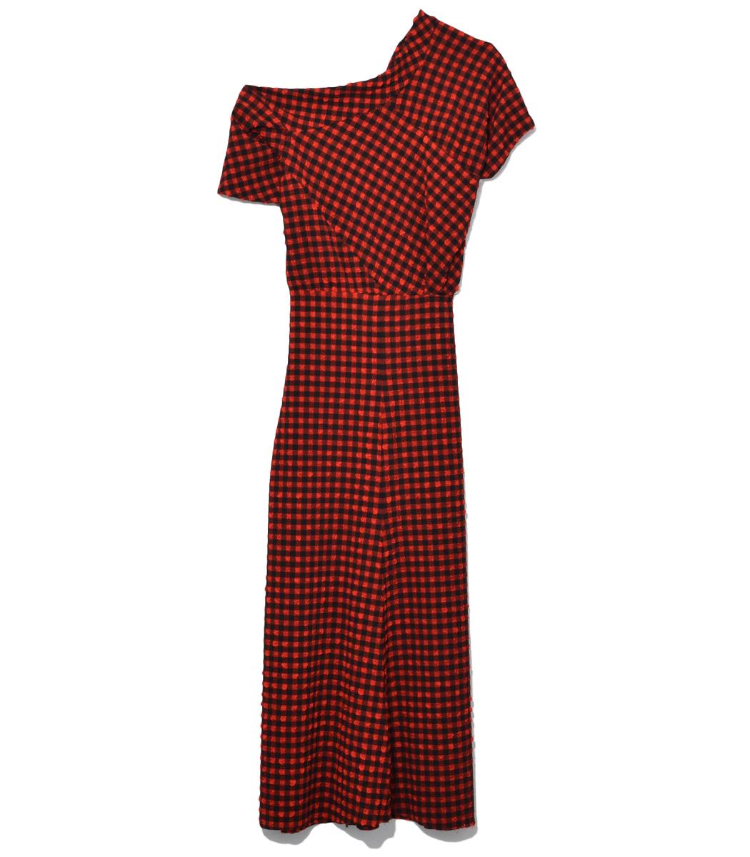 Rachel Comey Red Pout Dress