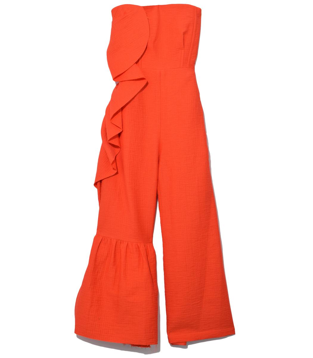 Rachel Comey Red Revel Jumpsuit