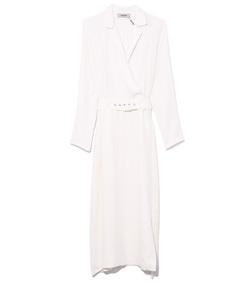 sunder dress in off-white