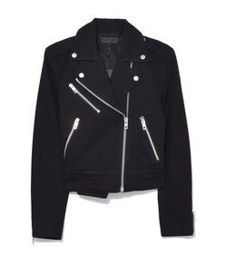 black bowery jacket