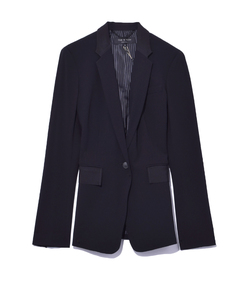 black 'windsor' blazer
