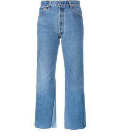 blue 'leandra' jeans