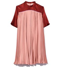 rust & peony 'hanko' dress