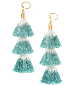 blue sia earrings