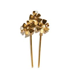 bouquet hair stick