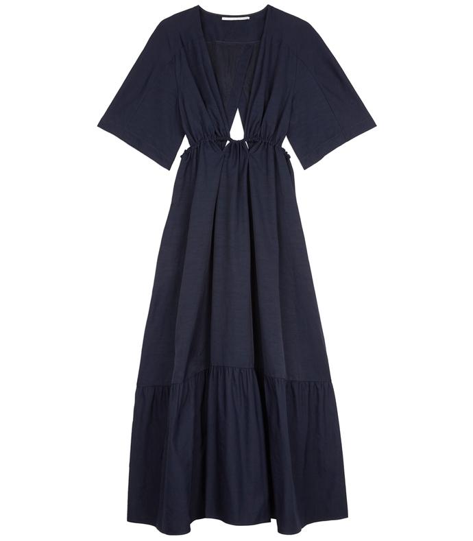 Gabrielle Dress in Ink 210000028130
