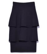 black 'laura' skirt