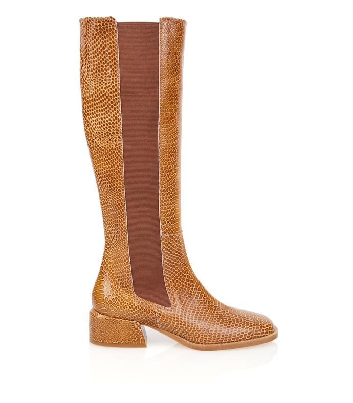 cognac 'amelia' boot