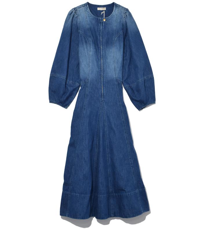 Denim Dumas Dress 210000016270
