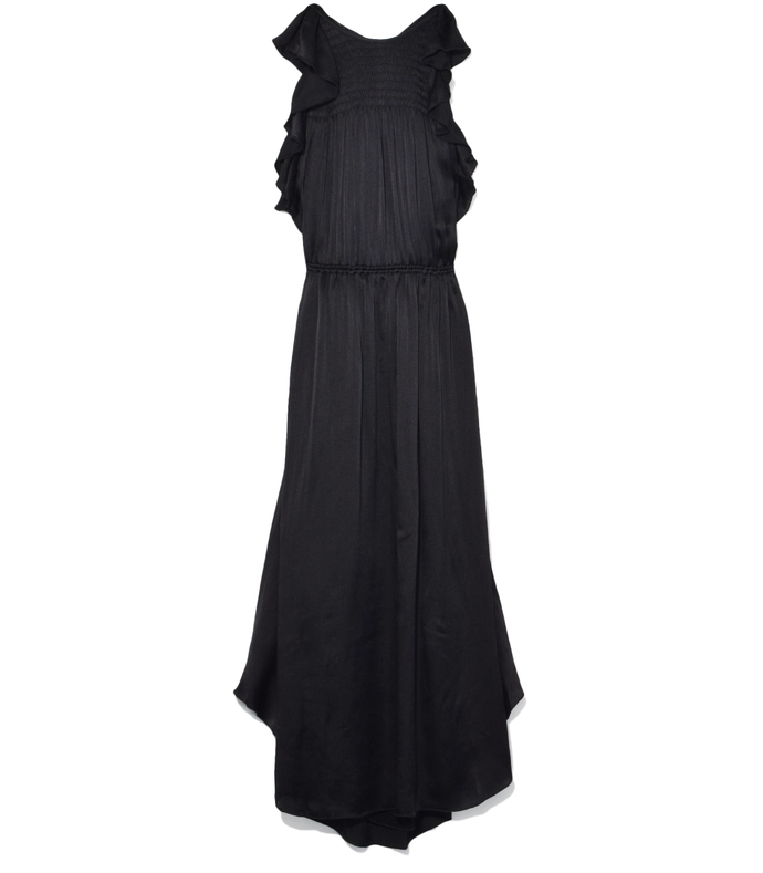 noir eveline dress
