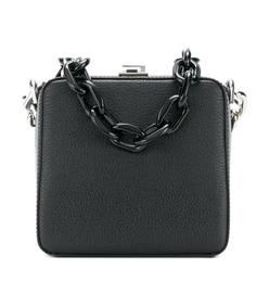 chunky chain box bag