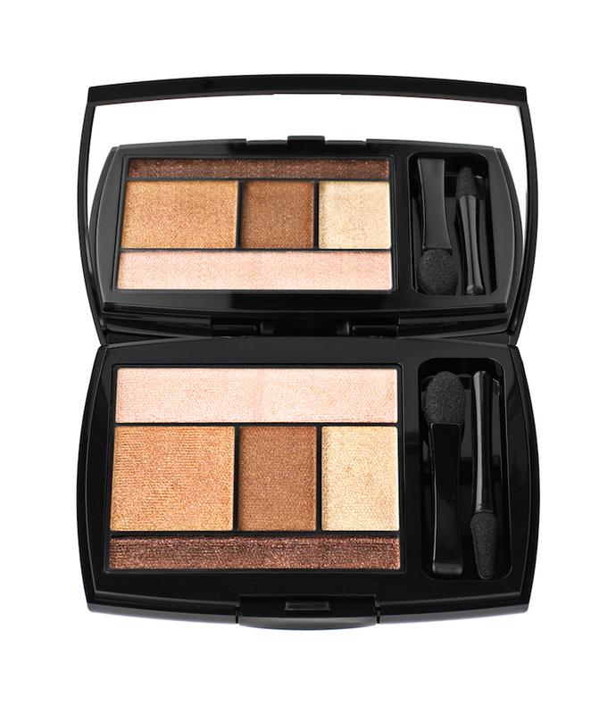 color design 5 shadow eye palette bronze amour