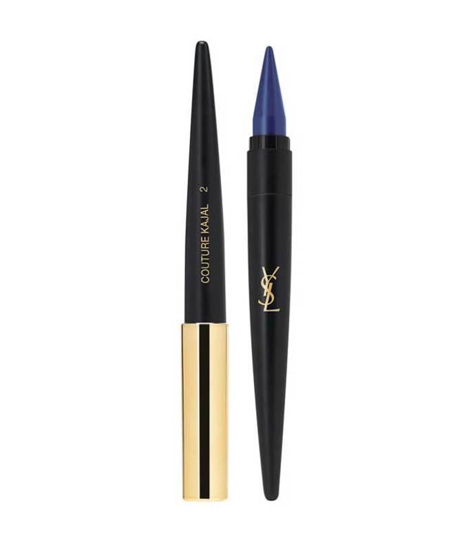 couture kajal eye pencil #2 bleu cobalt