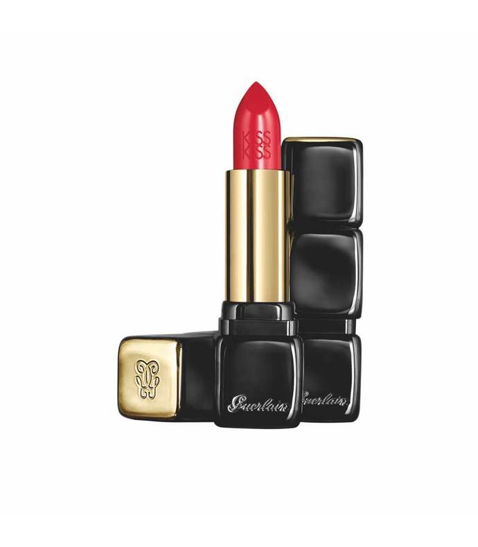 kisskiss lipstick 325 rouge kiss