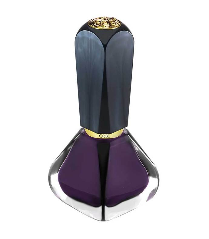 the lacquer high shine nail polish  the violet