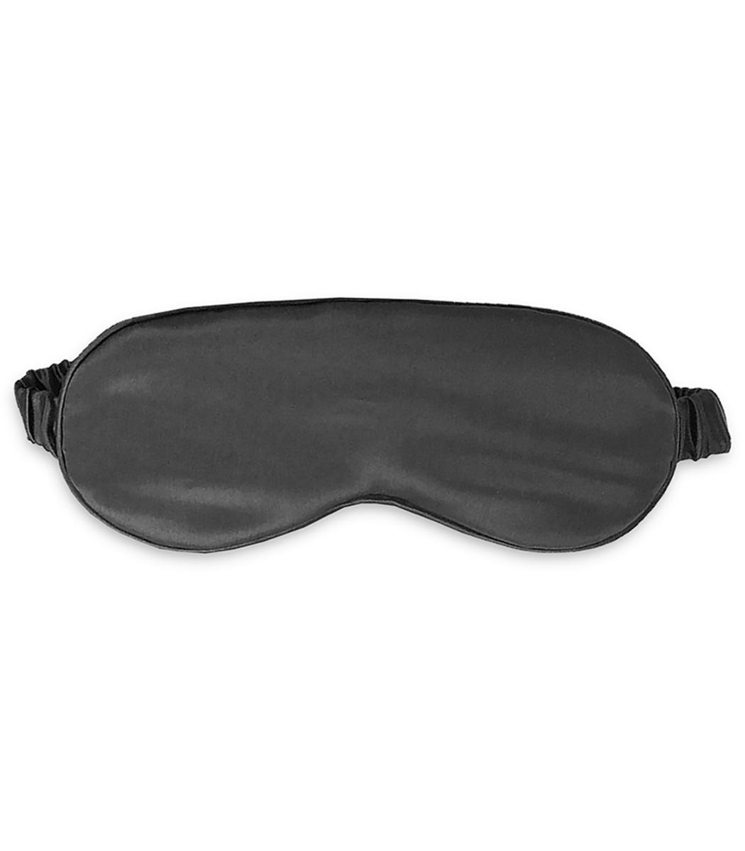 SLIP Charcoal Silk Sleep Mask