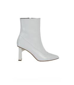 white alexis boot