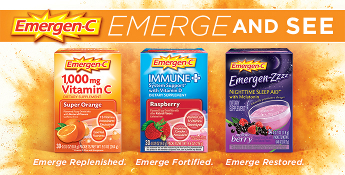 picture regarding Emergen C Coupon Printable referred to as Emergen-C Items Ceremony Support