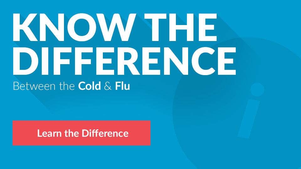 get the facts about the cold and flu
