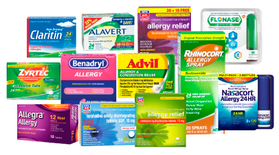 Earn 2,000 Plenti Points each time you spend $75 on select allergy products. *