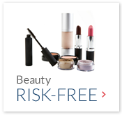 Beauty Risk-Free Guarantee