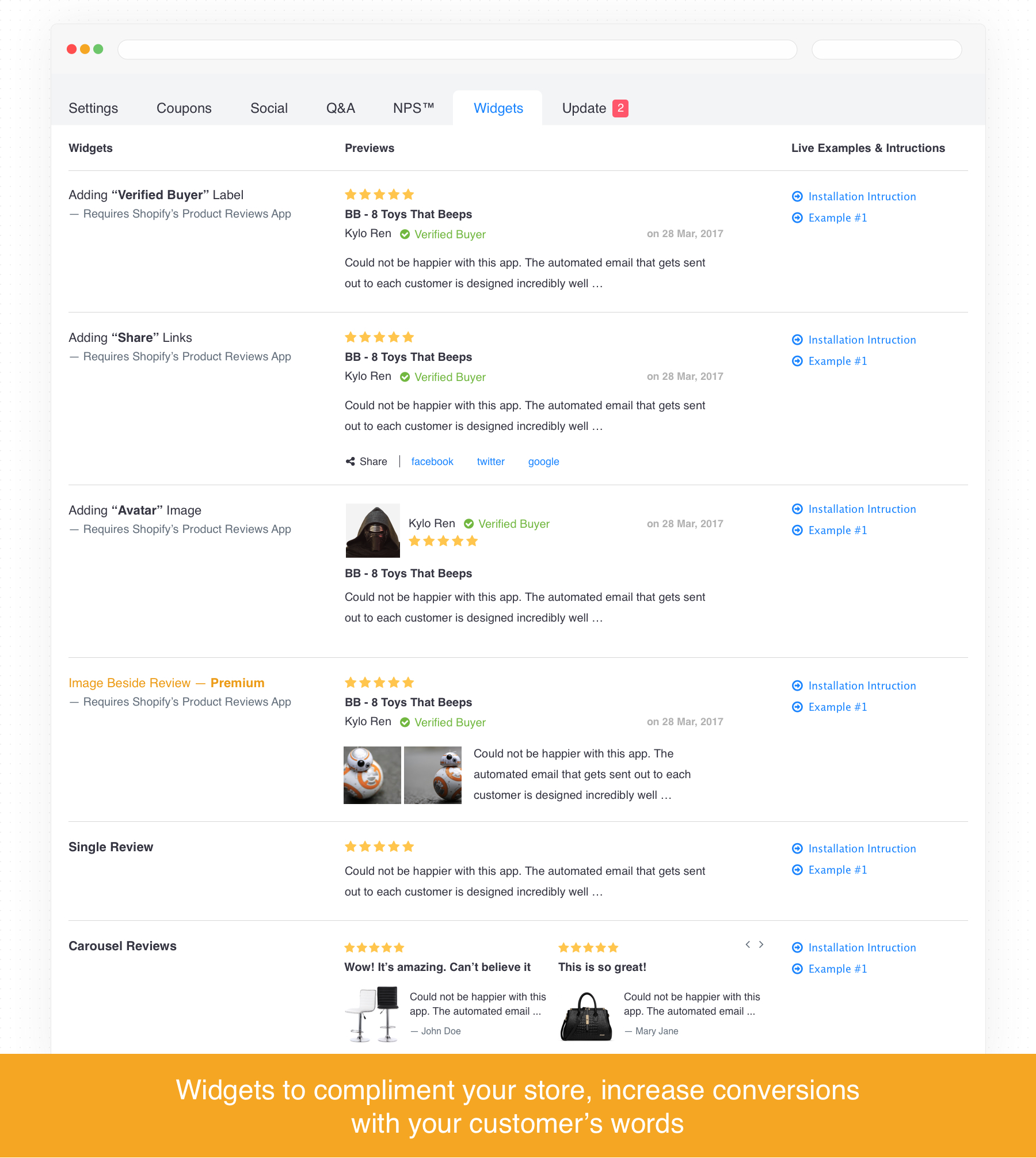product reviews addon ecommerce plugins for online stores large thumb thumb thumb