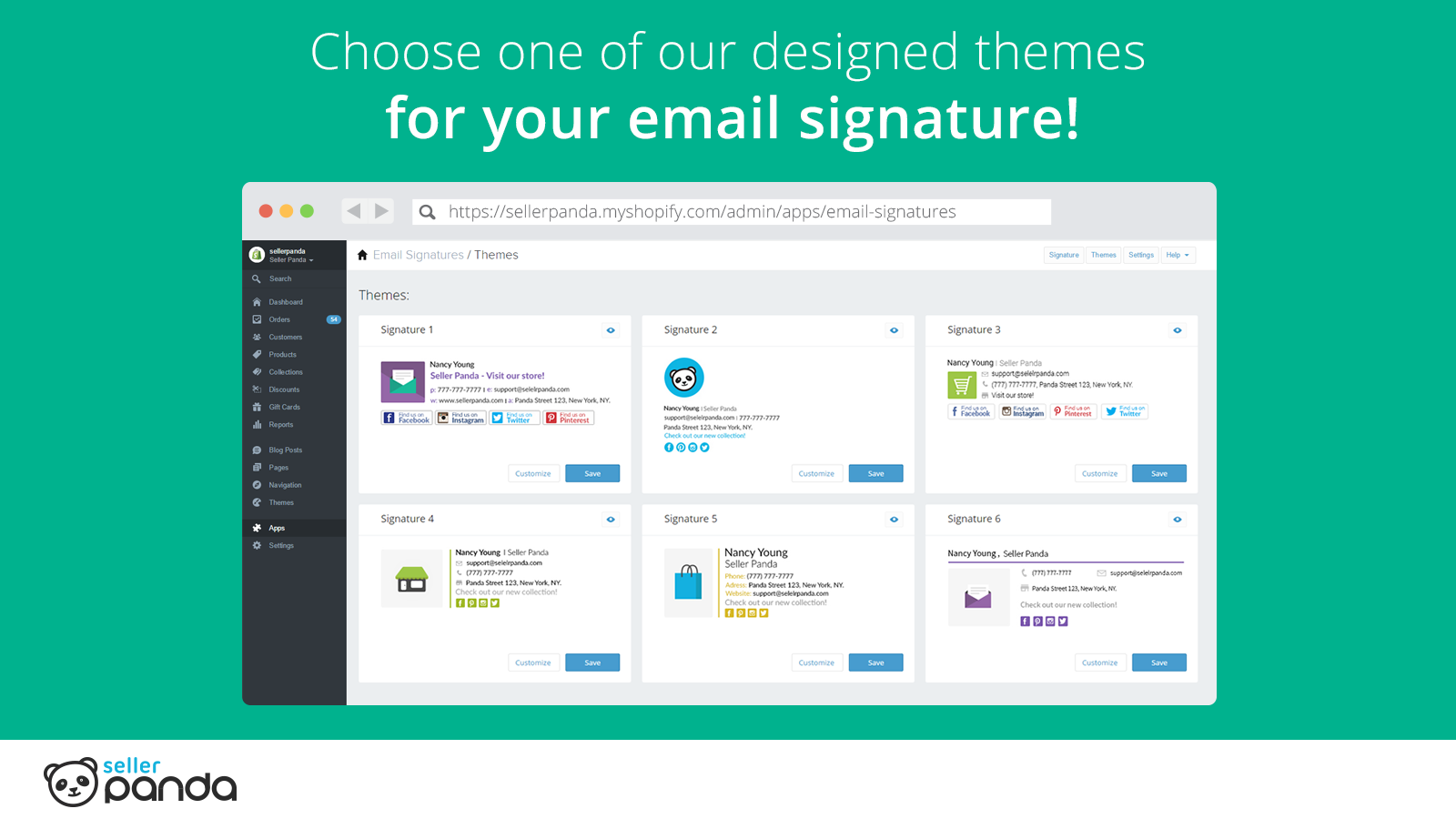 email signatures  u2013 ecommerce plugins for online stores