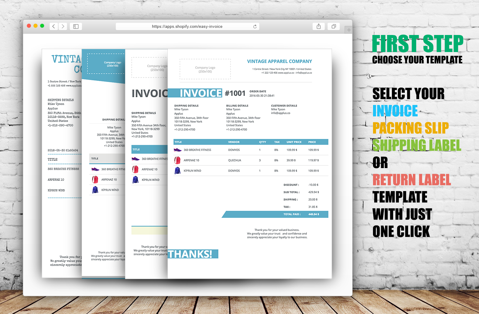 Free Invoice Template UK Use Online Or Download Excel Word How To - Appstore invoice