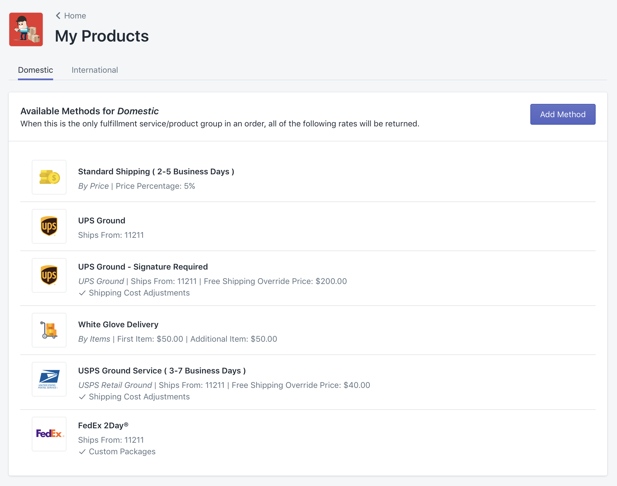 Advanced Shipping Rules Ecommerce Plugins For Online Stores