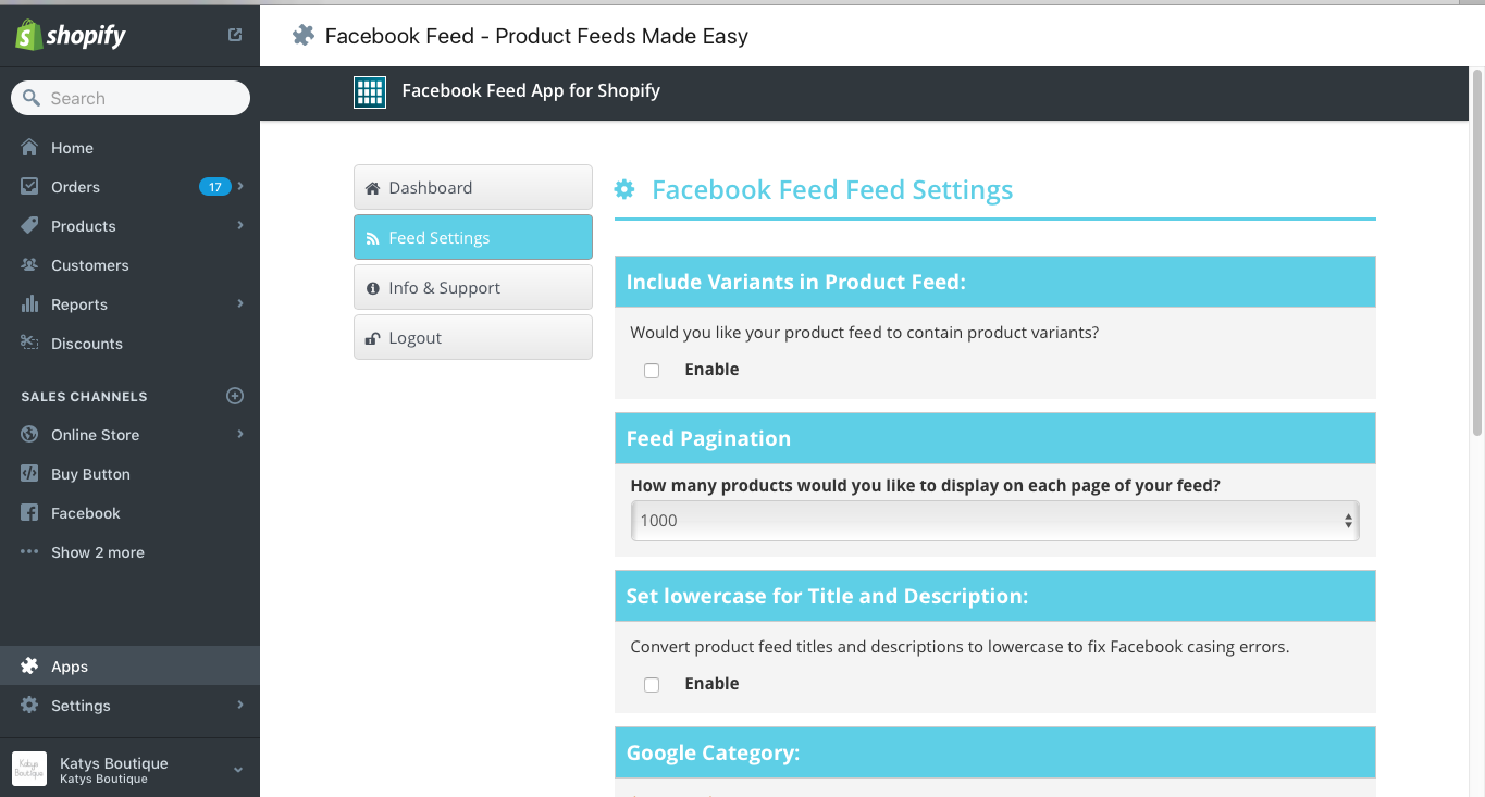 How Do I Get A Product Made Facebook Feed Product Feeds Made Easy Ecommerce Plugins For