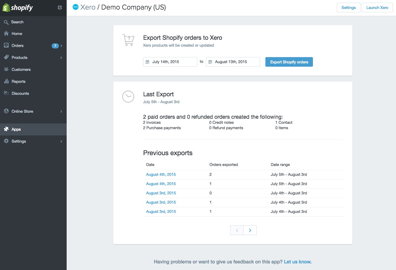 Xero Ecommerce Integration Accounting Software For Small Business - Shopify create invoice for service business