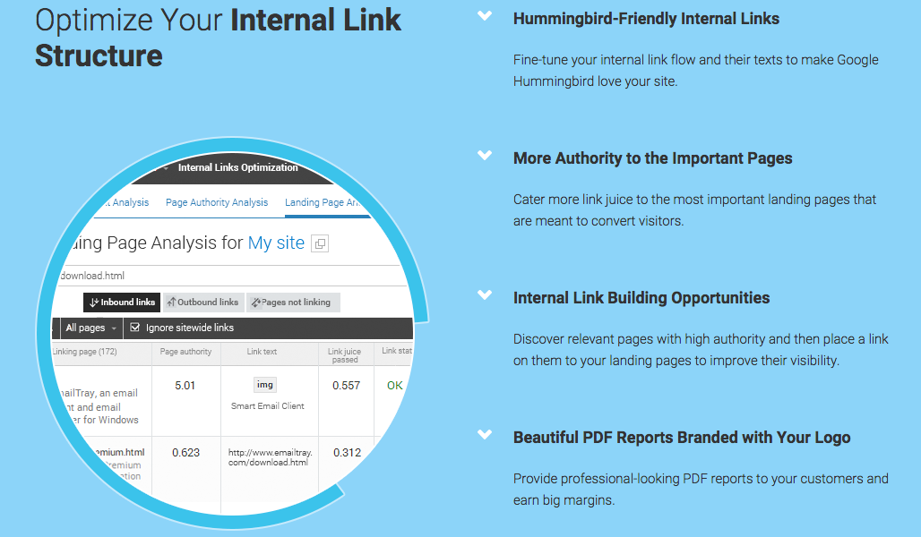seo metriks marketing platform ecommerce plugins for online stores