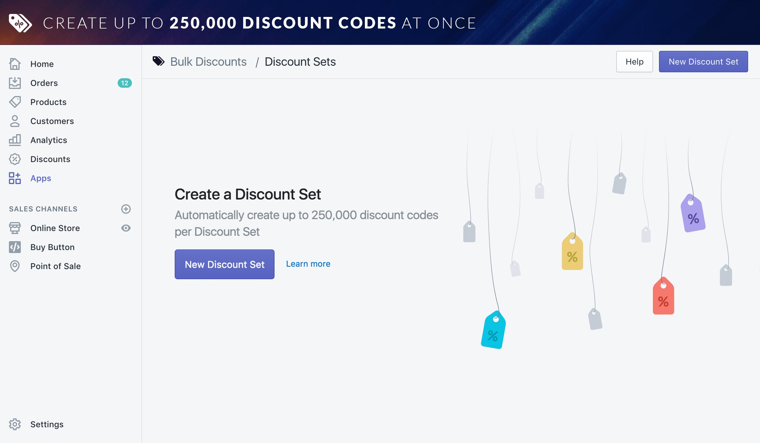 Bulk discounts ecommerce plugins for online stores shopify app store large fandeluxe Image collections
