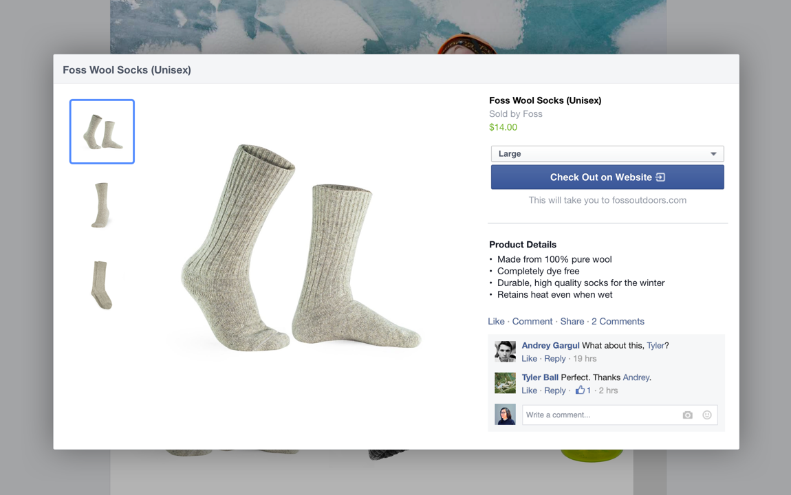 Facebook Review App kostenlos