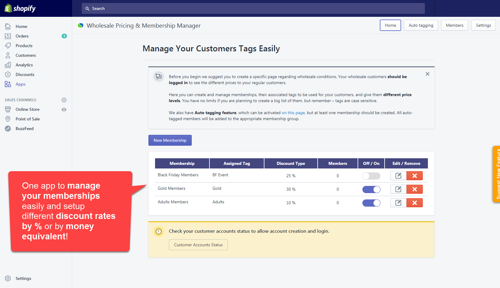 Wholesale Pricing Membership Manager Ecommerce Plugins For - Best invoice software free vapor store online
