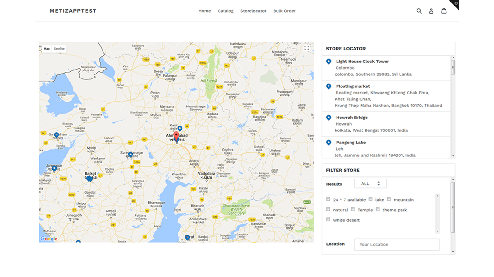 Store locator by metizsoft ecommerce plugins for online stores large gumiabroncs Image collections