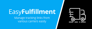 EasyFulfillment - Tracking Links Manager
