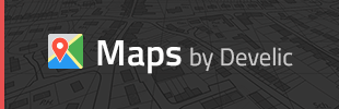 Maps by Develic