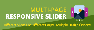 Multi Page Responsive Slider