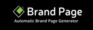 Brand Page - Instant A-Z Vendor Page