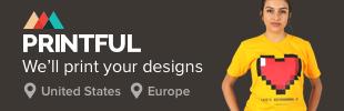 Printful - Printing & Warehousing app banner