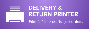 Delivery & Return Printer