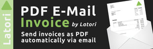 Email Invoice by Latori