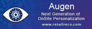 Augen - Next Generation Of Onsite Personalization