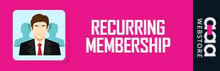 Recurring Membership - By AAAwebstore