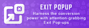 Knowband Exit Popup